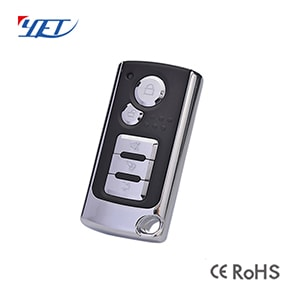 china factory remote control unit YET072 433mhz metal