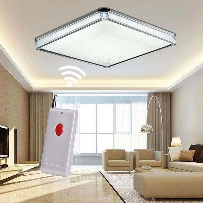 Long distance light strips wireless remote control.
