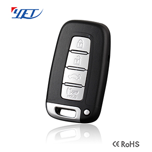 Mini key wireless rf remote control YET190