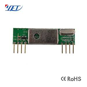 ASK Superheterodyne Wireless Receiver Module YET210