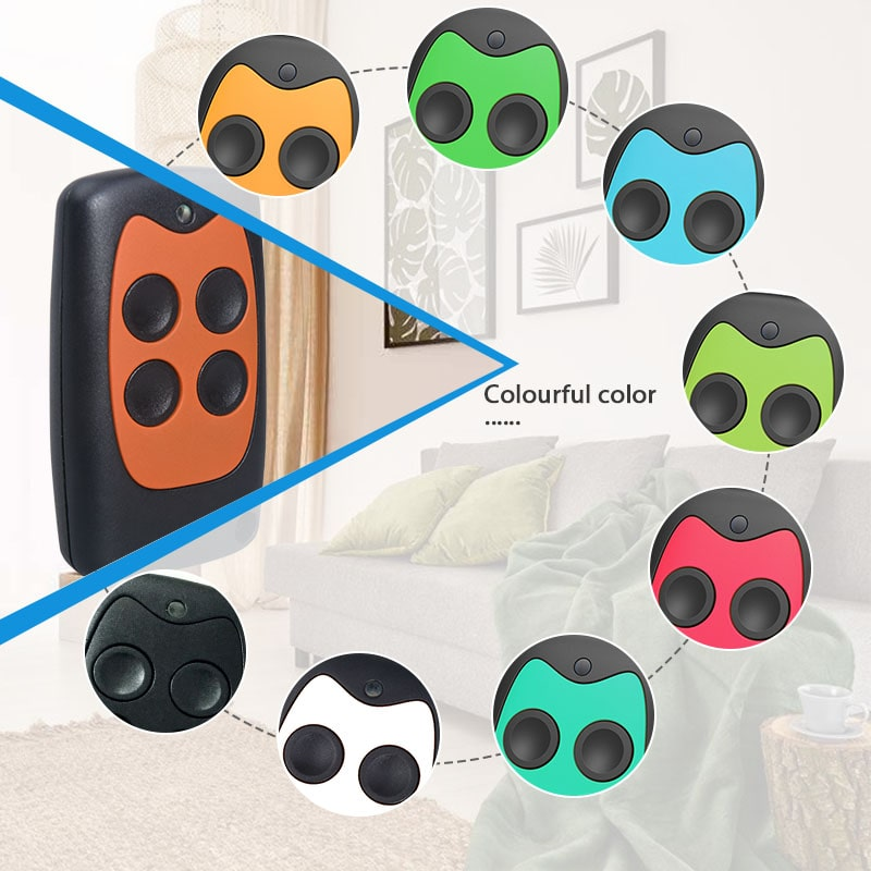wholesale wireless remote control have many colors.