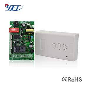 2-Channel Receiver with Long Range of Voltage YET420PC(AC90V-250V)