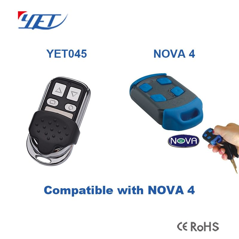 compatible remote control YET045 can match NOVA4