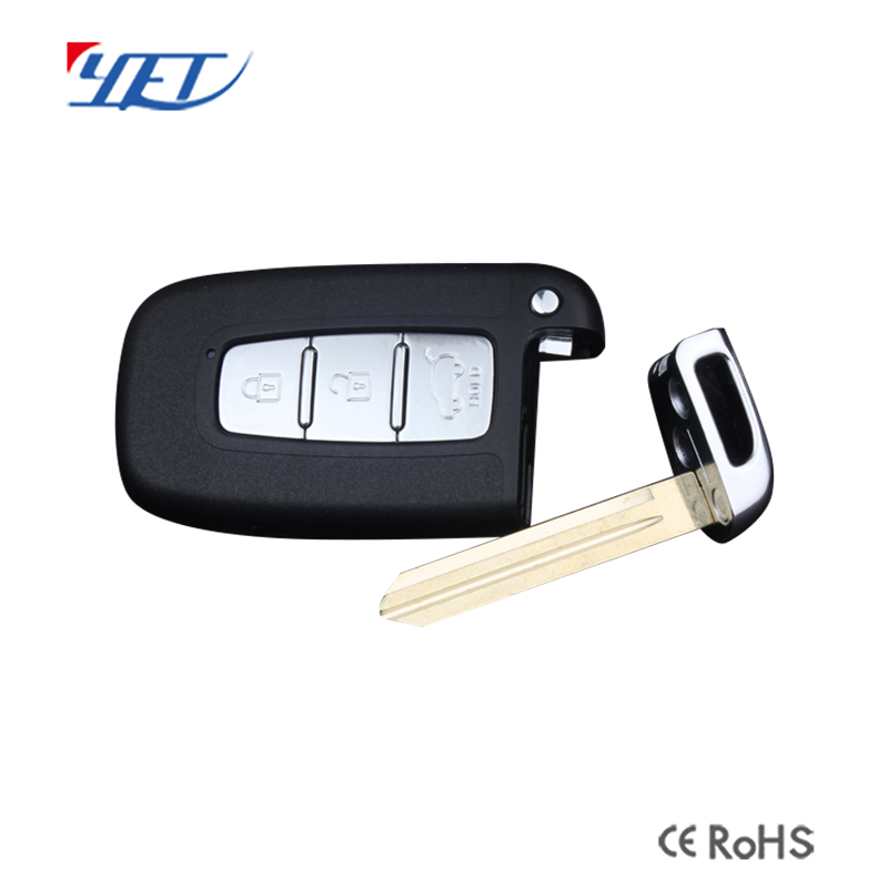 Mini key wireless rf remote control.