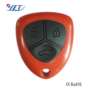 New style mini wireless rf remote control YET2120