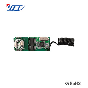 433Mhz Wireless Receiver Door Lock Module YET247