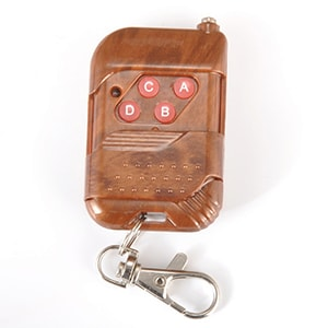 Road gate remote controller YET010  four key