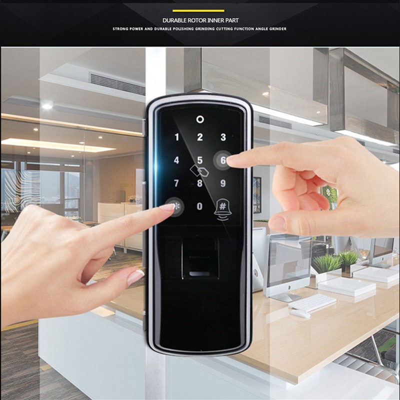 Two Indicators that Need to Know to Choose A Smart Fingerprint Door Lock – Rejection Rate and Falsehood Rate