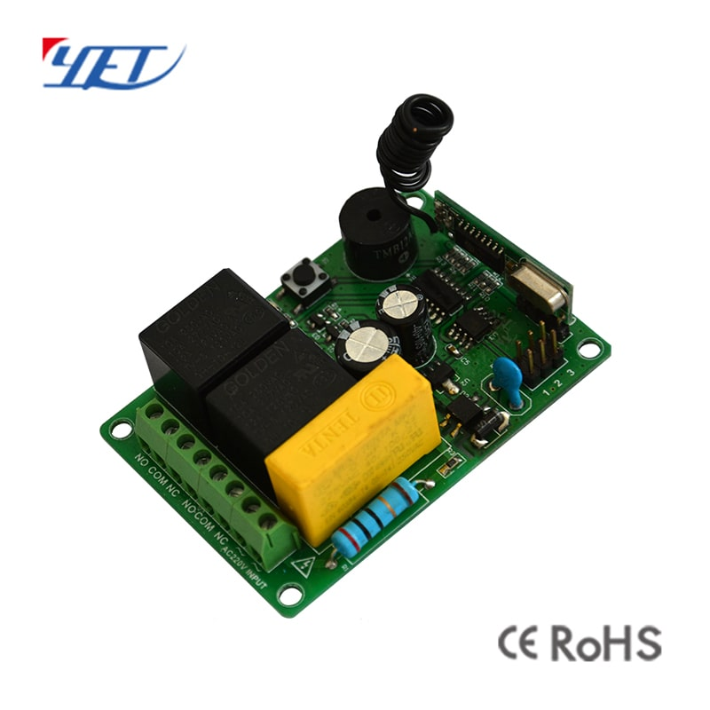 Smart home systems intelligent wireless controller pcb board.
