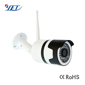New style smart network WIFI waterproof IP camera YET-WY02