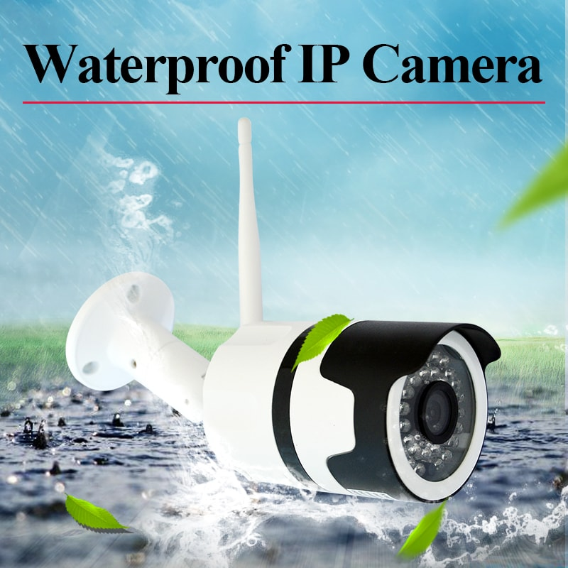 WiFi waterproof IP camera