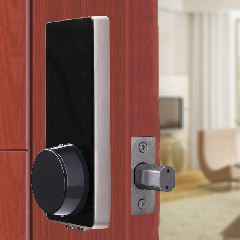 Yaoertai security smart door lock fingrtprent lock YET805