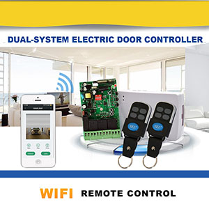 How to choose the remote wifi controller module and its scope of application