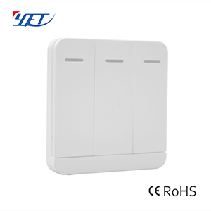 Yaoertai Smart Wall Switch YET2166 (1-3 Keys)