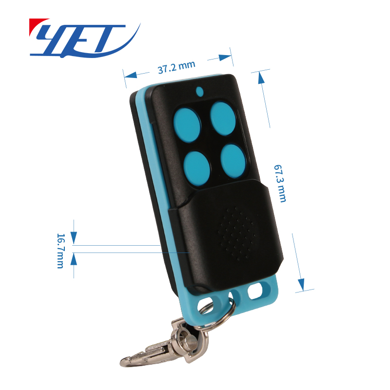2021 New Arrival Wireless Remote Control For Gate Opener & Barrier Door YET2179