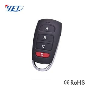 China Remote Control YET084 Universal Garage Door Opener Remote