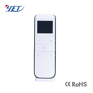 How to match the intelligent curtain remote control and controller correctly?