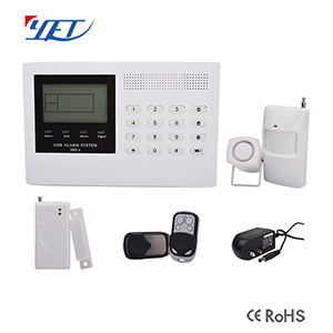 Wireless Home Alarm System Technical Analysis