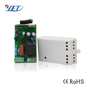 Universal One Channel 220V Wireless Receiver Module YET401-220V
