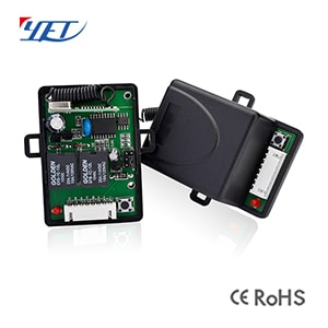 2-channel receiver long range automatic door controller YET405PC-2