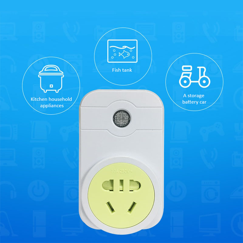 WiFi socket! Make the appliance smarter!