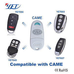 YET RF wireless remote control switch compatible with CAME
