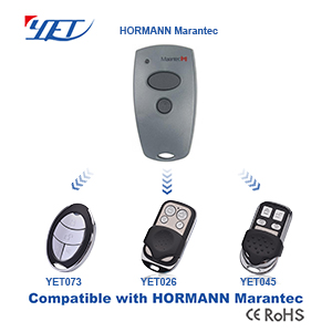 Remote control switch compatible with HORMANN MARANTEC