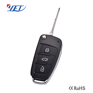 Universal 3 Buttons Car Key RF Remote Control YET-J48