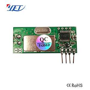 Super-Heterodyne RF Receiver Module YET267 Wireless 5V Receiver
