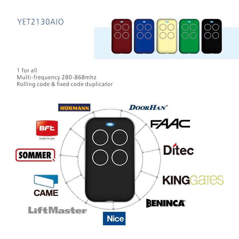 How to copy the copy remote control correctly and its function introduction ?