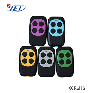 China Factory Automatic Door Wireless Mini RF Remote Control YET2144