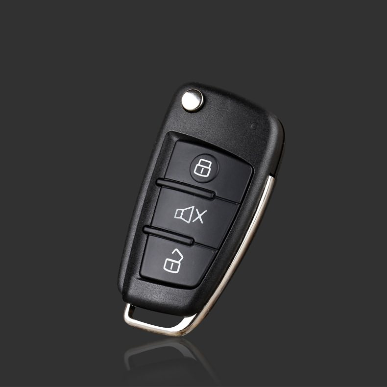 Car remote control keys have these functions