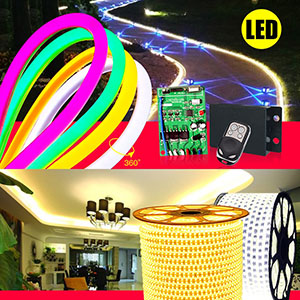 Analyze the Types, Applications and Manufacturers of LED Controllers