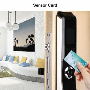 You need to know these key points about smart door lock.