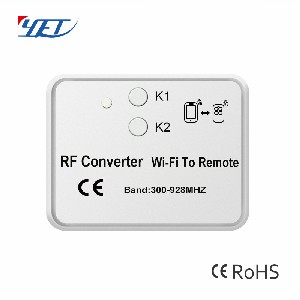 WiFi to RF Converter YET6955WFR Suitable for European Brands